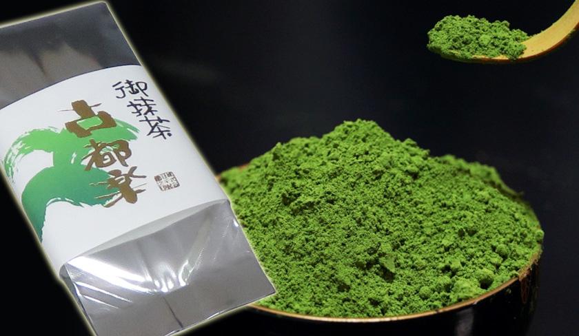 千紀園の宇治抹茶