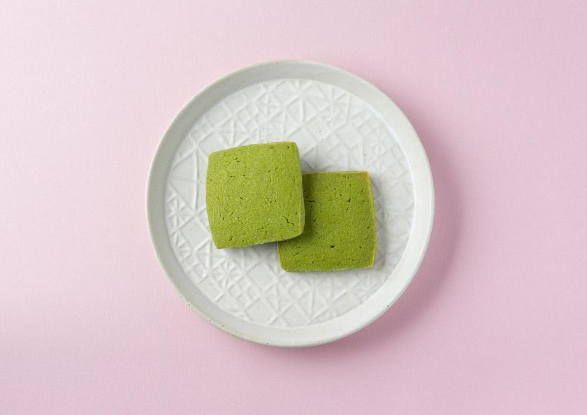 上質な抹茶を贅沢に使用した濃厚な京都宇治抹茶クッキーは千紀園本店