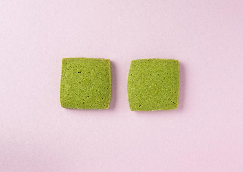 上質な抹茶の味をたっぷりと楽しめる京都宇治抹茶クッキー