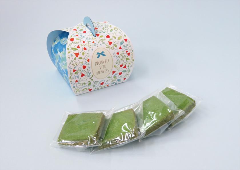 京都宇治抹茶を贅沢に使用した宇治抹茶焼き菓子を製造できるのはお茶屋 千紀園(せんきえん)ならではの強み