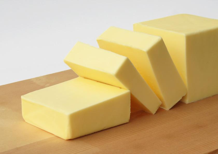 こだわりの国産バター