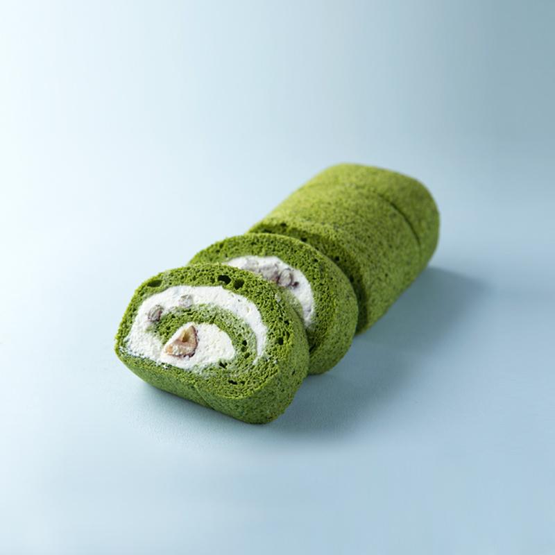 美味しい宇治抹茶ロールケーキ、ほうじ茶ロールケーキ、竹炭ロールケーキはせんきえんの人気商品