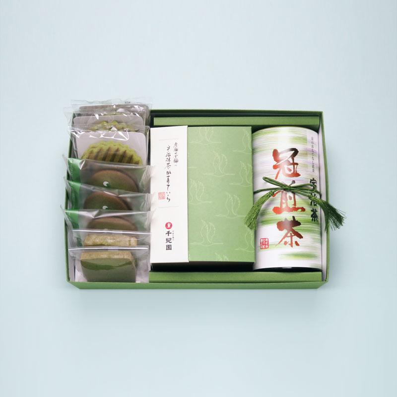 出産祝いをもらったら、お返しに出産内祝いを贈る。千紀園(せんきえん)のお茶ギフト・抹茶スイーツギフトは出産内祝いに人気
