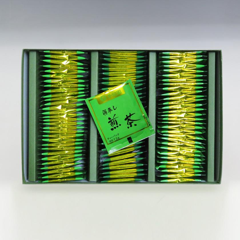 深蒸し煎茶ティーパック2g×90袋