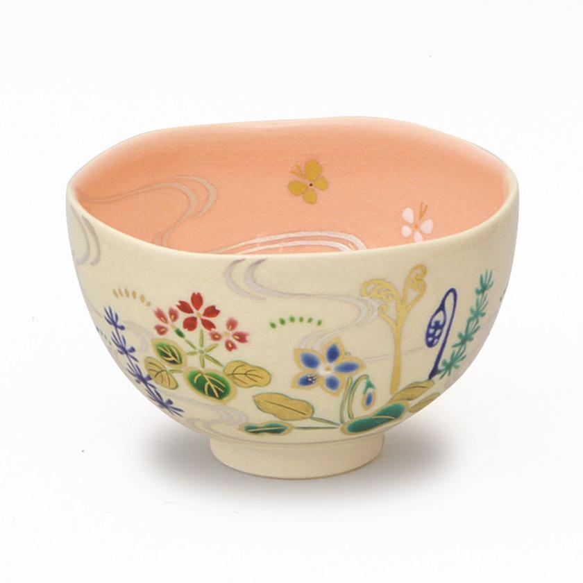 千紀園の茶道具 抹茶茶碗